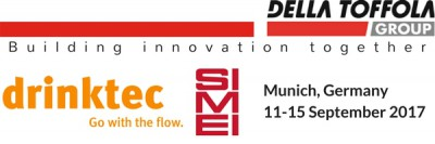 Della Toffola Group at Drinktec - SIMEI  2017